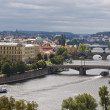 Bridges of Prague — Stock Photo #3094780