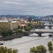 Bridges of Prague — Stock Photo #3094780