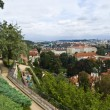 View over Prague — Stock Photo #3095620