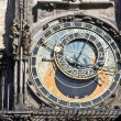 Astronomical clock — Foto Stock