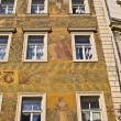 Stock Photo: Old palaces in Prague