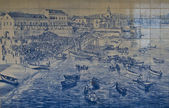 Mosaic of Estoril — Stock Photo