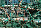 Fisknät — Stockfoto