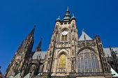 St Vitus Cathedral — Stock Photo