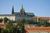 Castle of Prague — Stock Photo