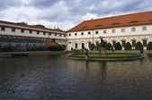 Jardín de wallenstein — Foto de Stock
