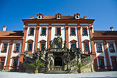 Palace Troja — Stock Photo