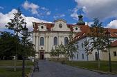 Monastery Brevnov — Stock Photo