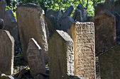 Cementerio judío — Foto de Stock