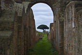 Ostia antica — Foto de Stock