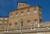 Palacio del vaticano — Foto de Stock