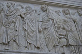 Ara Pacis Augustae — Stock Photo