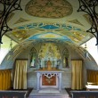 Detail of the Italian Chapel - Foto Stock