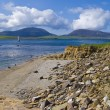 Beach on Orkney Mainland — Stock Photo