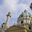 Karlskirche — Stock Photo