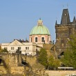 Charles bridge — Stock Photo #3156560