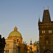 Charles bridge — Stock Photo #3156693