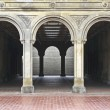 Bethesda terrace - Stock Photo