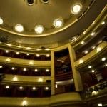 Burgtheater — Stock Photo