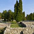 Aquincum — Stock Photo