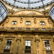 Royalty-Free Stock Photo: Vittorio Emanuele II Gallery in Milan