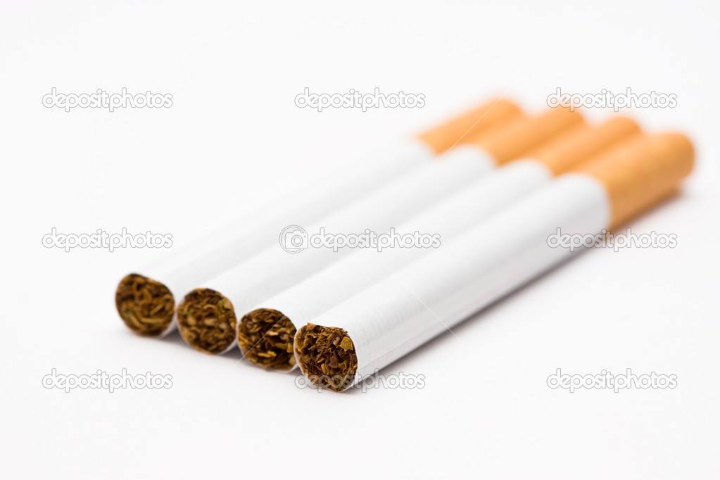 Image to promote anti-smoke themes — Stock Photo #3106785