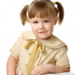 Cute child — Stock Photo