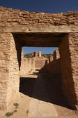 Jemez ruins — Stock Photo