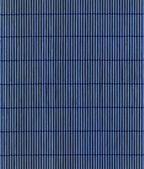 Blue matting — Stock Photo