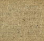 Flax canvas texture — Stock Photo