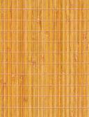 Gul matta servett — Stockfoto