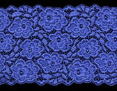Blue lace — Stock Photo