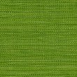 Grass green canvas texture — Stock Photo