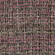 Hand woven fabric, detail — Stock Photo #3288815