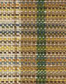 Handgewebte stoff, detail — Stockfoto