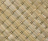 Flat bread basket — Stock Photo