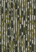 Hand woven cotton rug, detail — Stock Photo