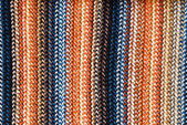 Textile colourful background — Stock Photo