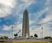 Jose Marti monument — Foto Stock