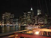 New York Pier 17 — Stock Photo