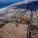 Постер, плакат: Tel Aviv Aerial Photo 4