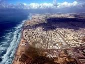Tel Aviv-Aerial Photo-5 — Stock Photo
