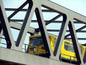 Special Train to Pankow — Stock Photo