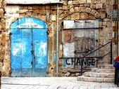 Israel-Akko-Change — Stock Photo