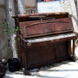 Old Piano — Stock Photo