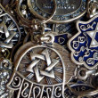 Stock Photo: Jewelry Star of David