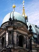 Berlín katedrála detail — Stock fotografie