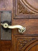 St Peter and Paul-doorknob-right — ストック写真
