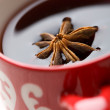 Royalty-Free Stock Photo: Christmas glogg with aniseed