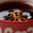 Hot Christmas glogg drink — Stock Photo